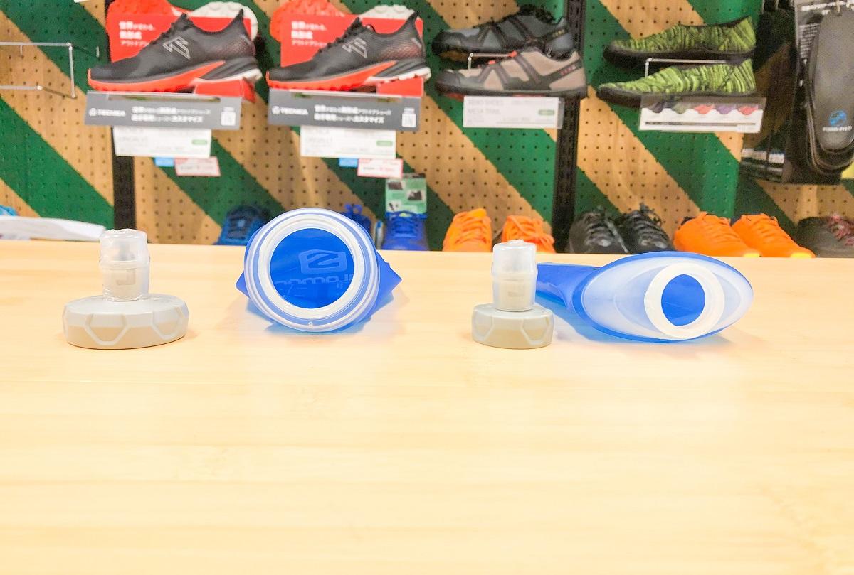 「【ランニングボトル】ソフトフラスクの選び方とお手入れ方法をご紹介」の画像