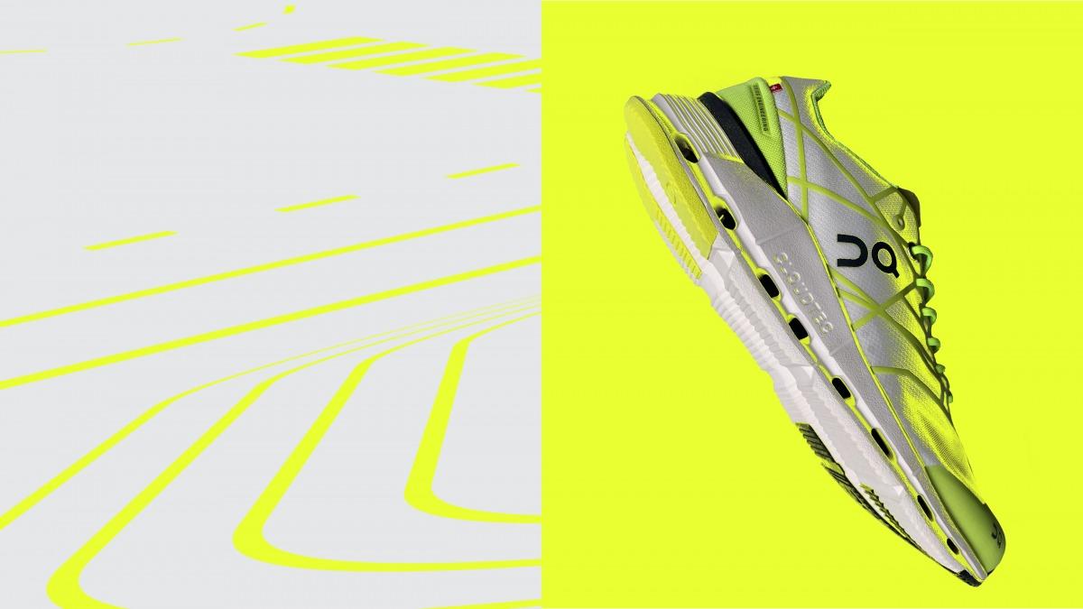「Onからレーシングシューズとスニーカーが融合した新モデル「Cloudnova Z5」登場!」の画像