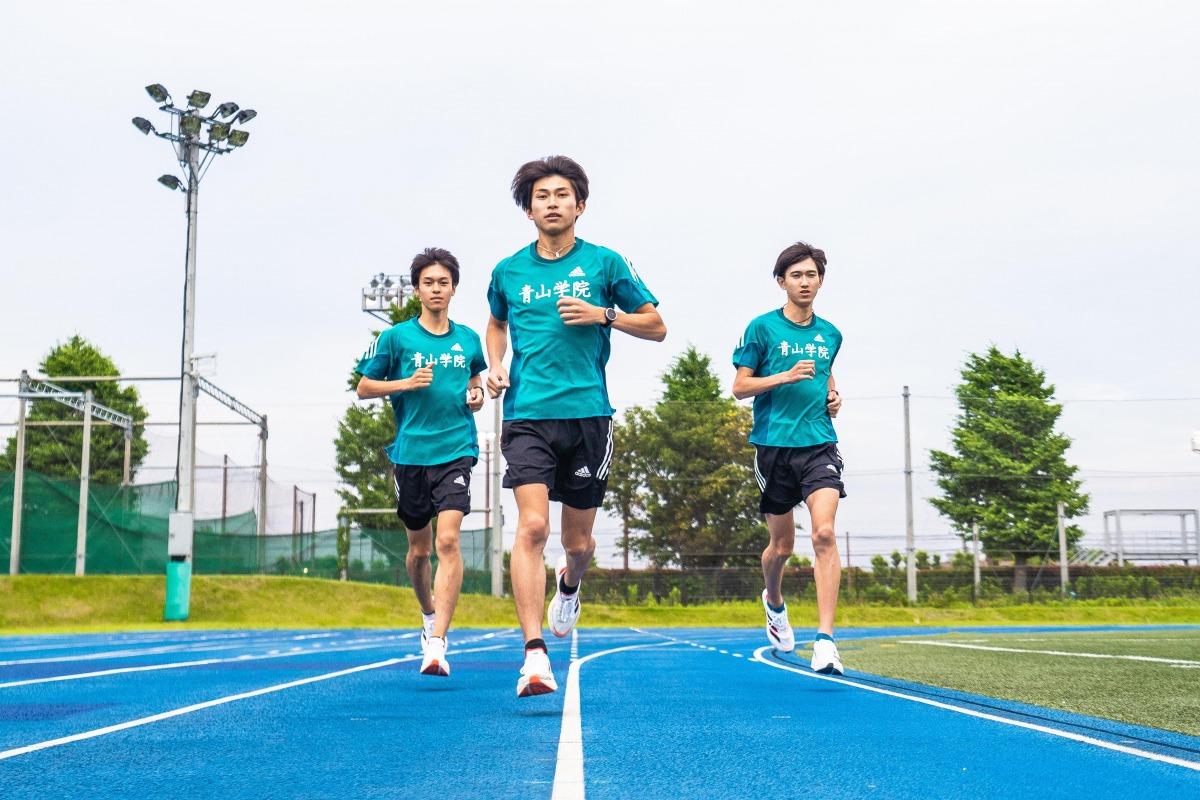 「アディダスのADIZEROシリーズ 最新モデル「BOSTON 10」「JAPAN 6」を青山学院大学選手がレビュー」の画像
