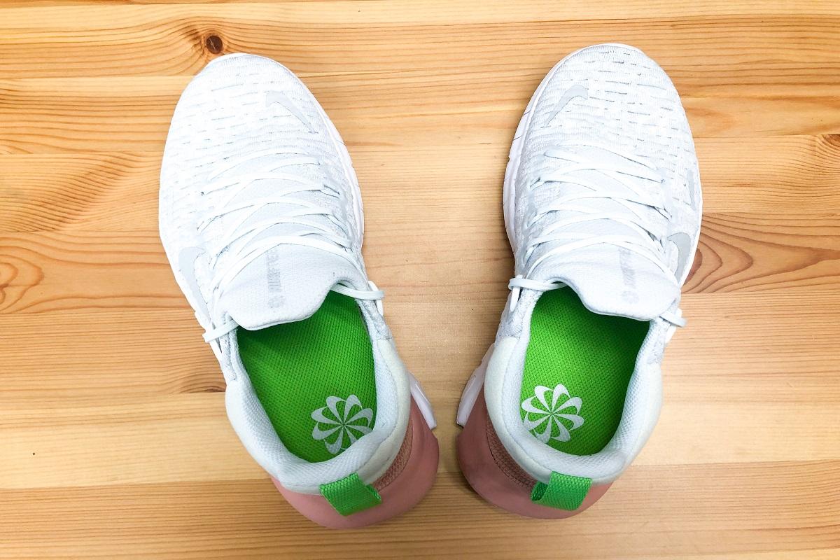 「【ナイキ】リサイクル素材を使用した「フリーラン5.0」はトレーニング効率を高められるシューズ」の画像